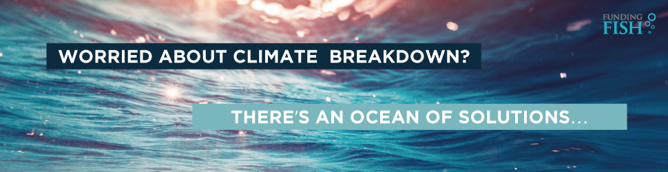 Worried about Climate Breakdown? There's an ocean of solutions
